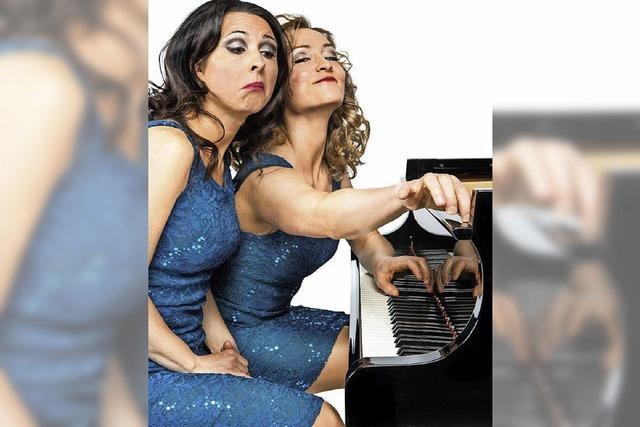 Warten auf Queenz of Piano