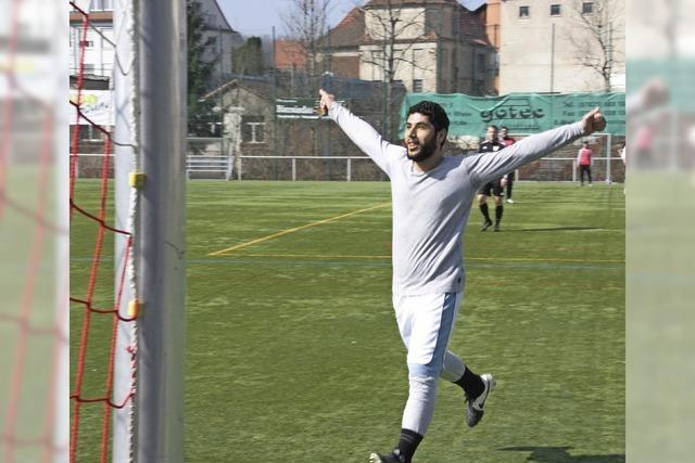 FC Wehr stellt ein Fußball-Projekt für Flüchtlinge auf die Beine
