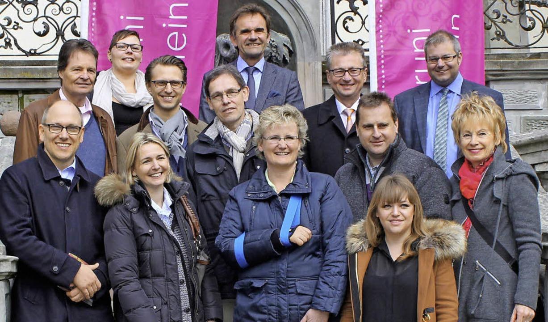 Mit prominenten Köpfen startet die Kin...oth, Anna Keser und Brigitte Burkhart   | Foto: Susanne Kanele