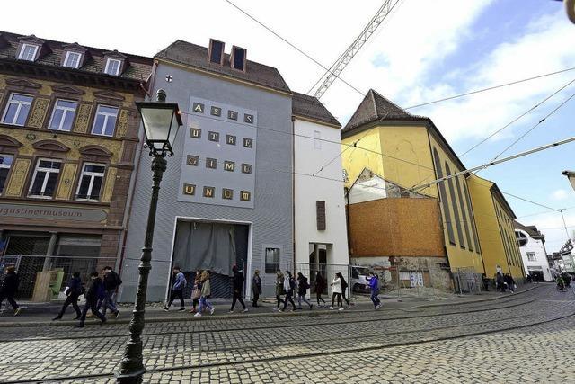 Neubau des Augustinermuseums