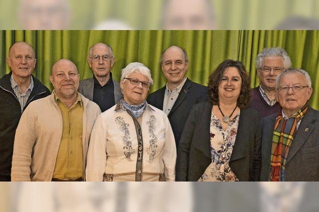 Dachverband der Bürgervereine komplettiert Vorstand