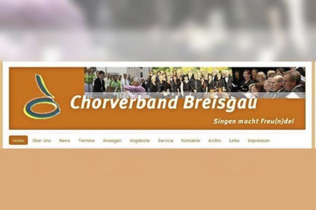 Alles neu - Breisgauer Sängerbund wird Chorverband Breisgau