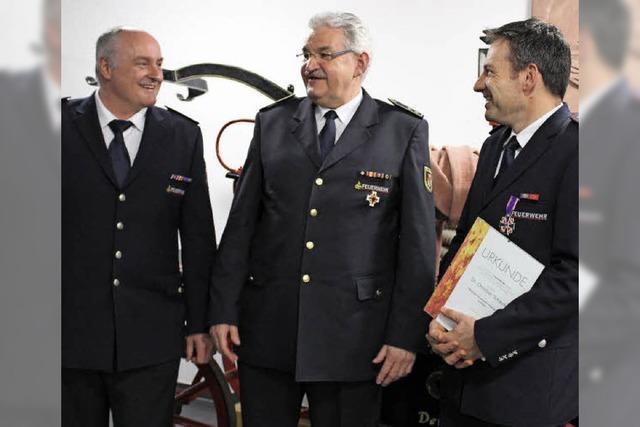 Zahl der Feuerwehr-Einsätze steigt - allein 222 im Jahr 2015
