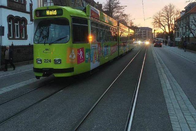 Oberleitungsschaden: Verkehr der Tramlinien 3 und 5 beeinträchtigt