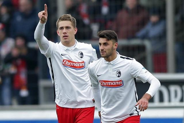 Liveticker: SC Freiburg – Karlsruher SC 1:0