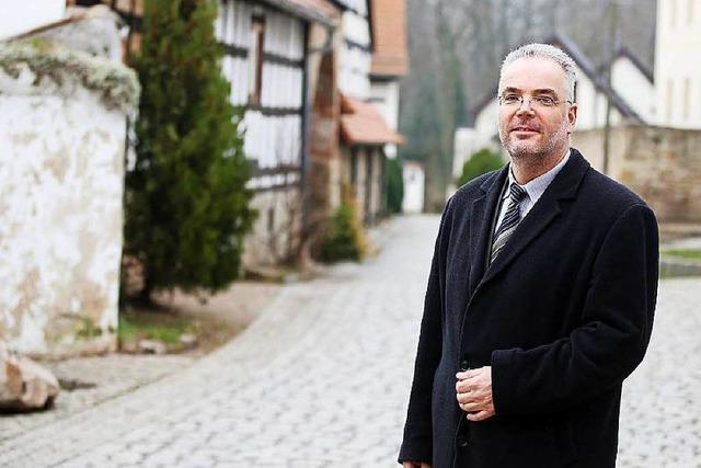 Tröglitz und der Bürgermeister: Was bleibt, ist die Flucht