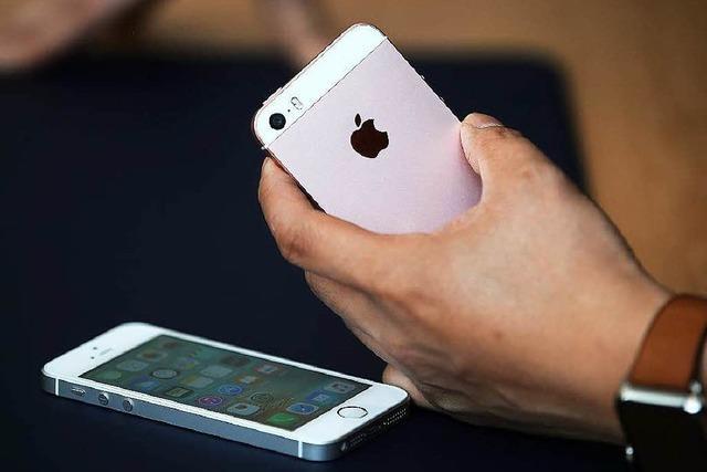 Was kann das neue iPhone SE von Apple?