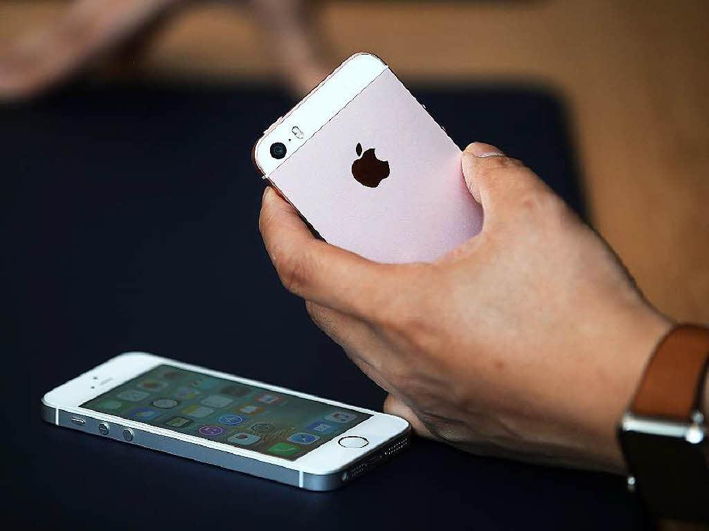 was kann das neue iphone se von apple computer medien. Black Bedroom Furniture Sets. Home Design Ideas