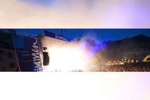 Stimmen-Festival Tickets