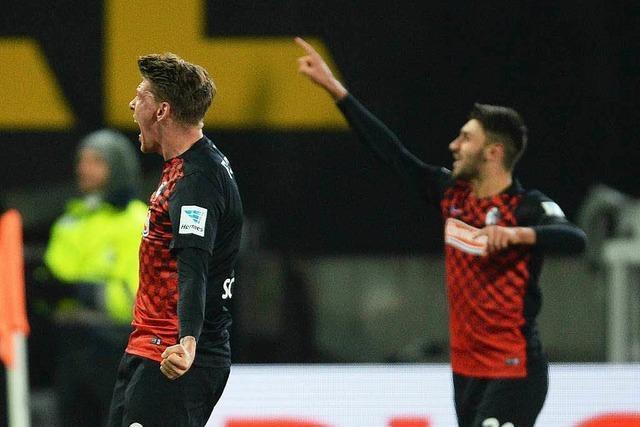 Endlich kann der SC Freiburg auch