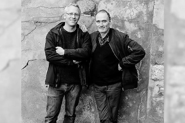 Geräuschafte, heterogene Klangflüsse mit Hans Koch und Thomas Peter