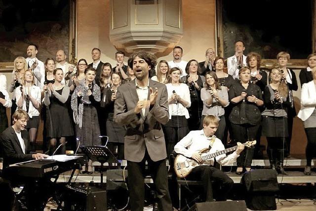 Osternachtskonzert in der evangelischen Kirche
