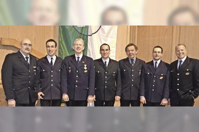 Großer Wechsel in der Feuerwehrführung