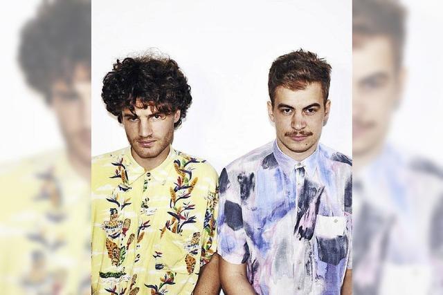 Das DJ-Duo Snacks kommt nach Freiburg