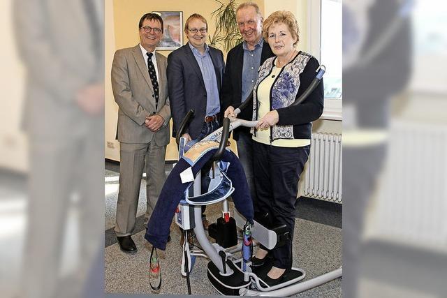Mobilität für Pflegefälle
