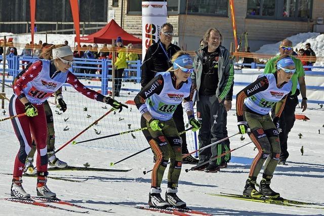 Deutschlands Skilangläufer vom Notschrei begeistert
