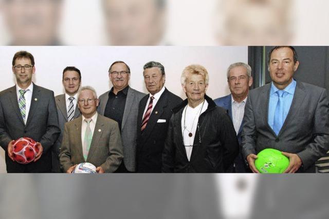 Als Binzen in der Bundesliga kickte