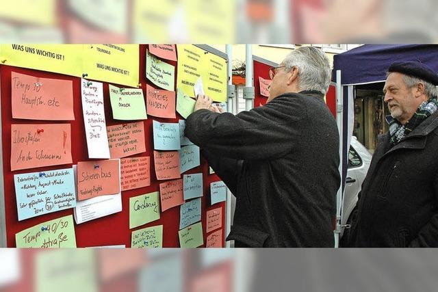 Kanderner Bürgerdialog geht weiter