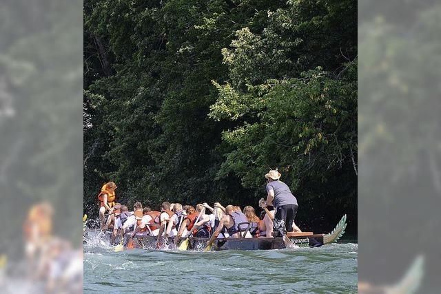 Drachenbootler haben wieder viel vor