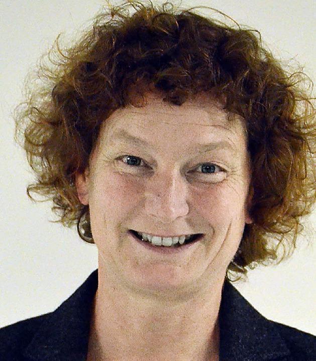 Erika Höcker   | Foto: Ingrid Böhm-Jacob