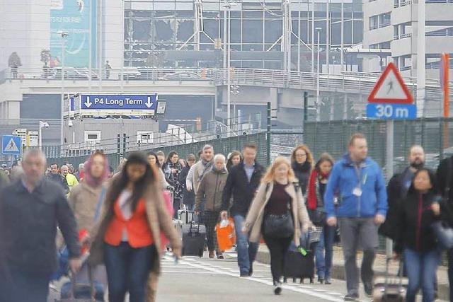 Anschläge in Brüssel: Ein Alptraum mit Ankündigung