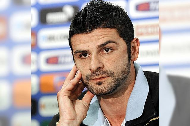 Italienischer Ex-Fußballprofi Vincenzo Iaquinta vor Gericht
