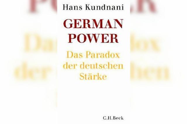 Die Frage nach Deutschlands Rolle in Europa