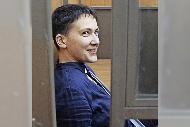 22 Jahre Haft für Sawtschenko