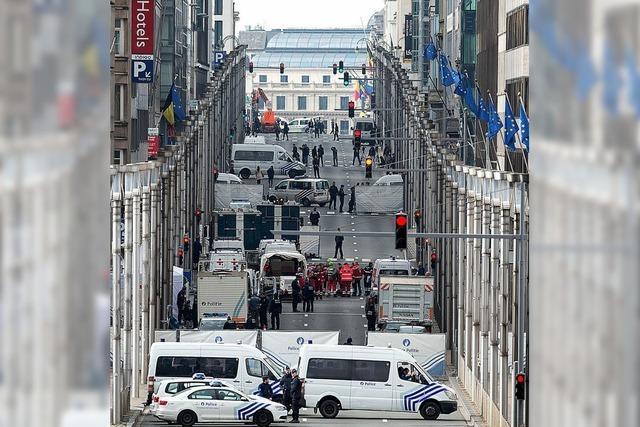 IS bekennt sich zu Terror in Brüssel – Anschläge fordern mehr als 30 Tote