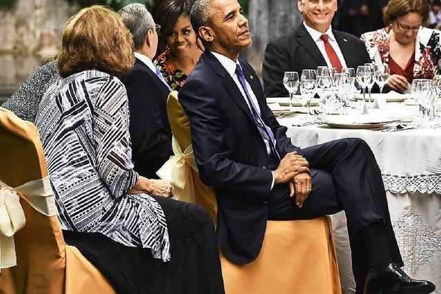 Obama auf Kuba: Ende der karibischen Eiszeit