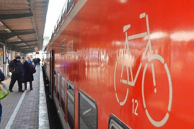 Radler kritisieren Höllentalbahn wegen Fahrradmitnahme