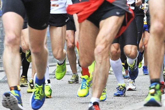 Freiburg Marathon: Einschränkungen für Autos, Busse und Straßenbahnen