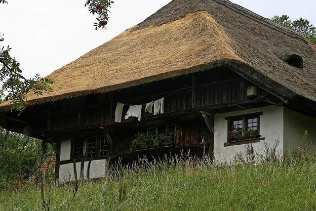 Bauernhausmuseum Schneiderhof in Steinen-Kirchhausen