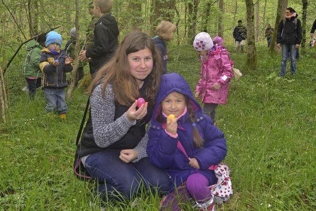 Aktion für Familien in Teningen