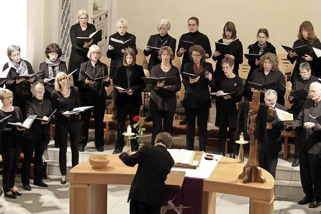 Liturgische Osternacht in der evangelischen Kirche