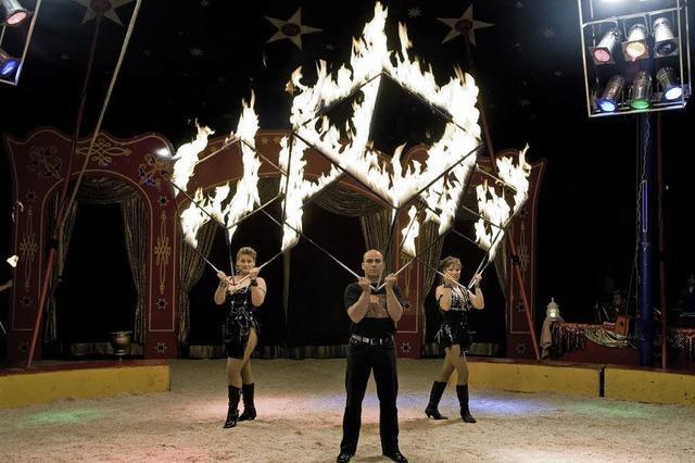 Circus Montana in Müllheim