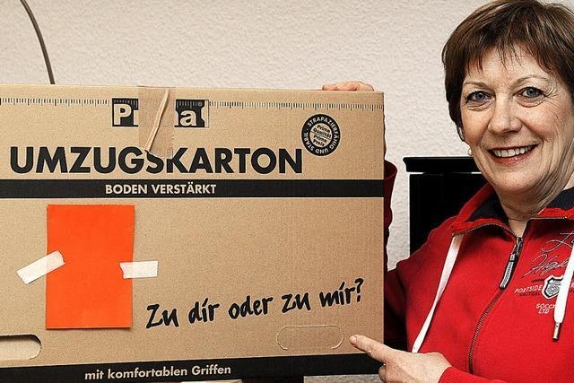 Trauerbegleiterin Marion Bauer verlässt Lahr