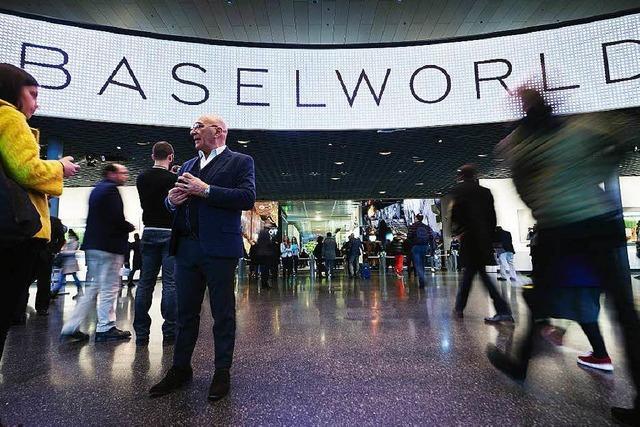 Security lanciert falschen Bombenalarm auf der Baselworld
