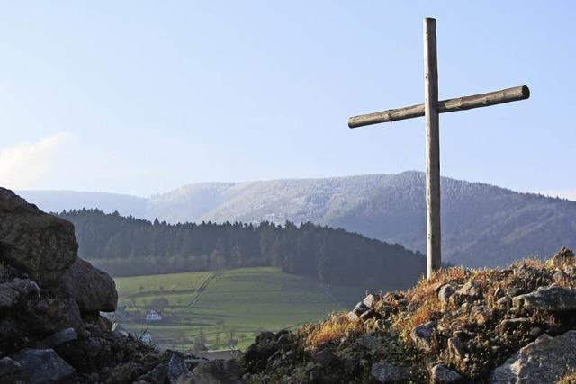 Kreuz und Karwoche