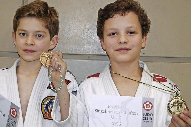 Judoka setzen sich in Badens Spitze fest