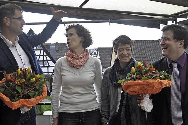 Auf Beate Ebbertz-Becker folgt nun Petra Böhler