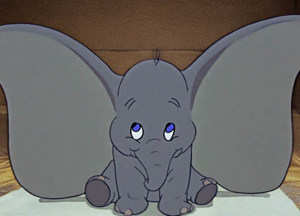 Dumbo, der weltberühmte Elefant  | Foto: Walt Disney Productions