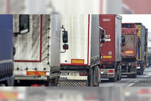 Begehrte Lastwagen