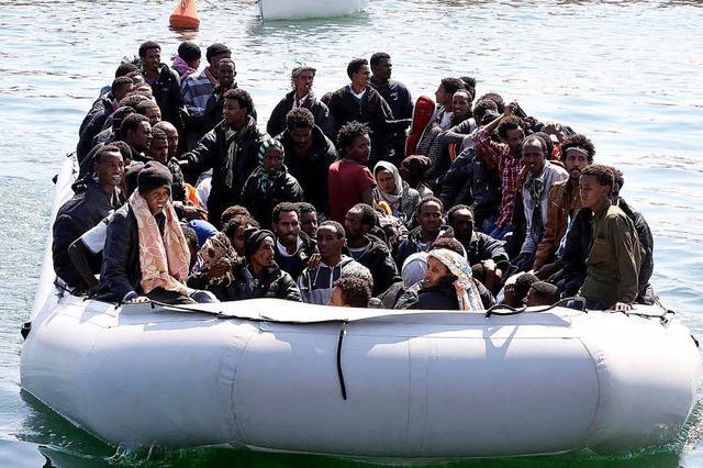 Bald neue Flüchtlingsroute?