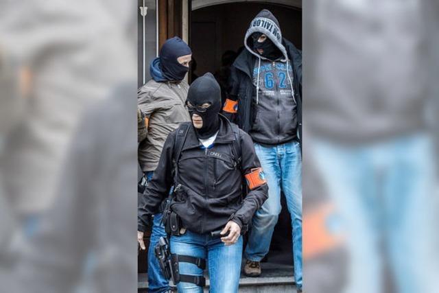 EU fordert mehr Kooperation bei der Terrorbekämpfung
