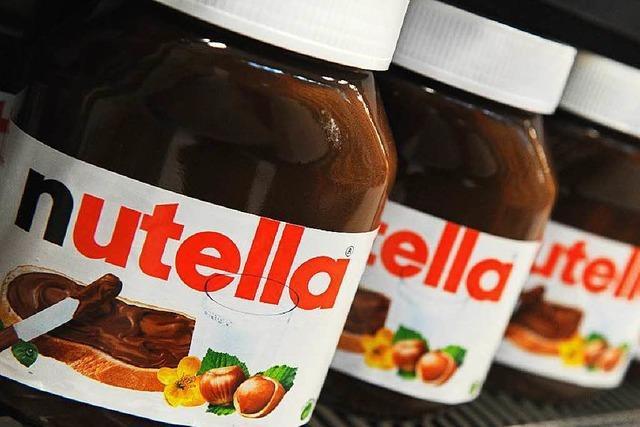 An Nutella kommt kein Schoko-Brotaufstrich heran