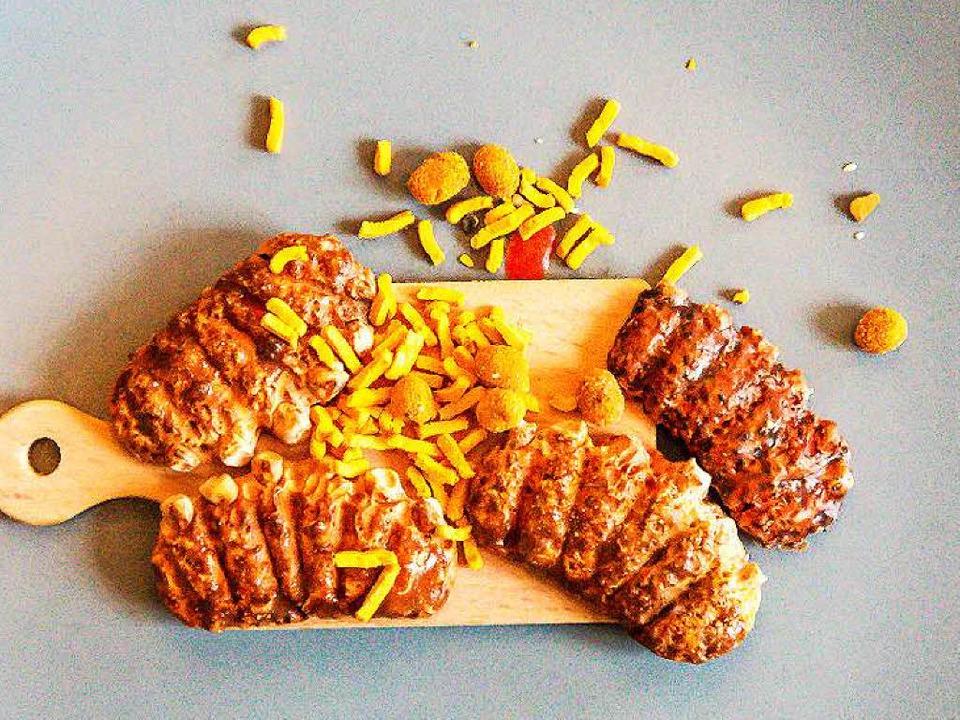 Spareribs mit Pommes und Chicken Wings  | Foto: Oliver Huber