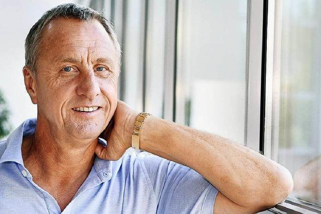 Niederländische Fußball-Legende Cruyff gestorben