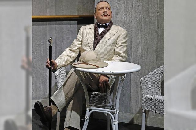Agatha Christies Krimiaufführung im Kursaal Bad Säckingen