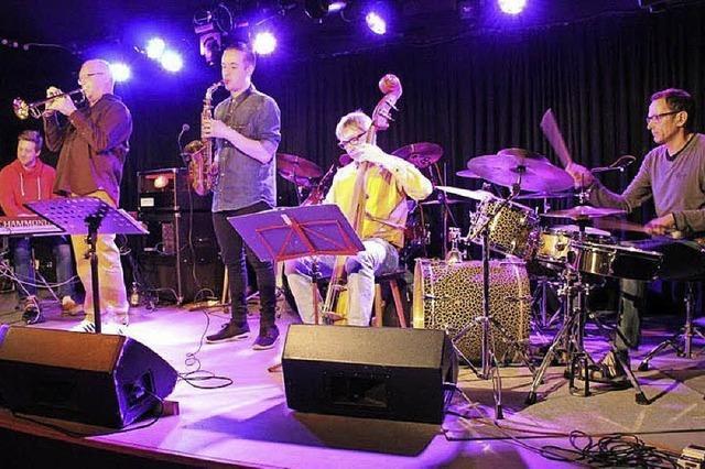 Jazz Standards, Funk und Latin im Haus am See